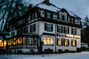 hotel waldhaus zur köppe in bad klosterlausnitz